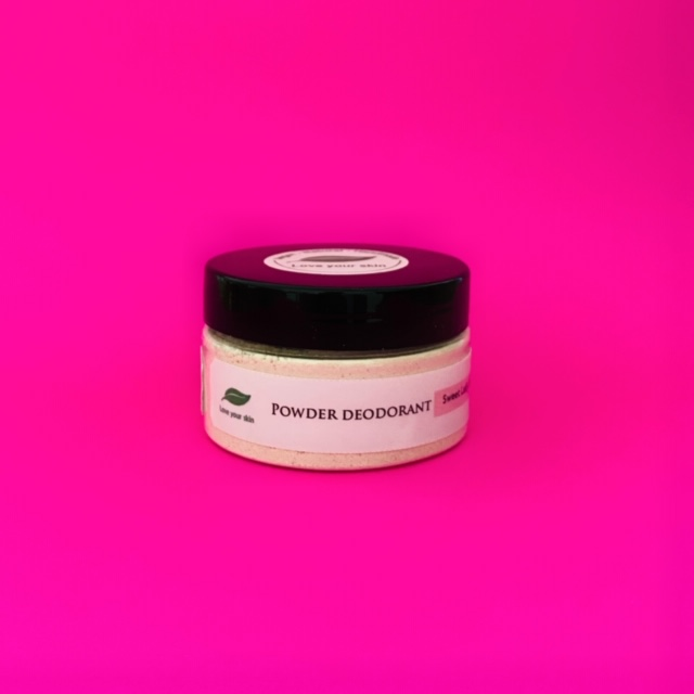Powder Deodorant - Sweet Lady Scent