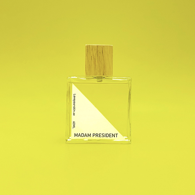 Body cologne - MADAM PRESIDENT