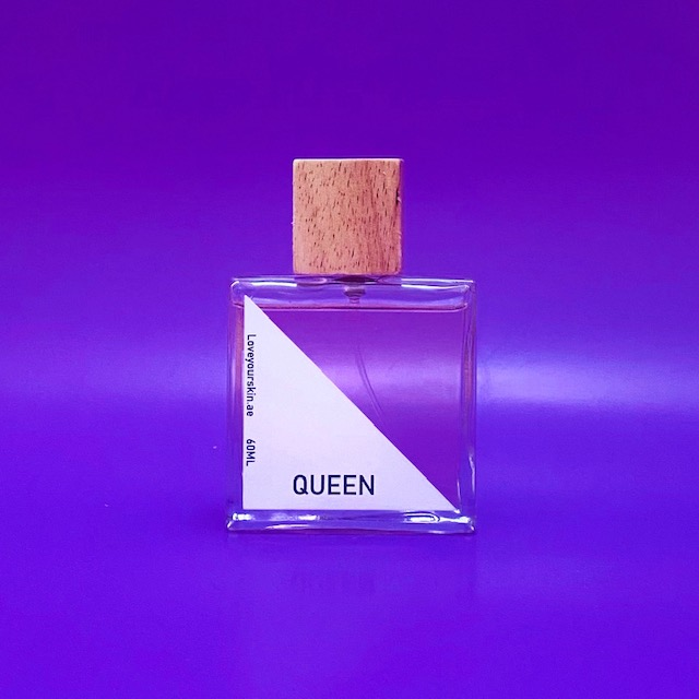 Body cologne - QUEEN