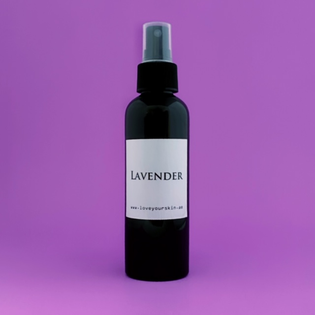 Antiseptic and sterile spray -  Lavender Scent